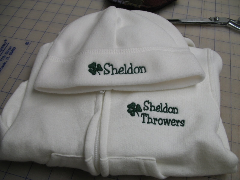 Sheldon Baby Set