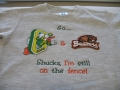 Duck vs Beaver Baby Sweatshirt