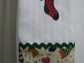 Christmas Stocking Towel