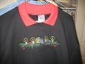 Christmas Scene on Sweatshirt