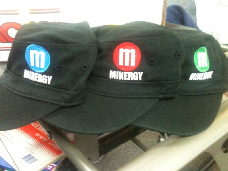 Minergy Hats